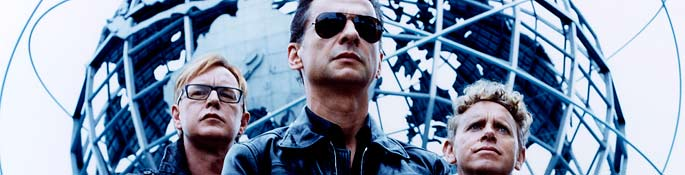 Depeche Mode nuevamente en México en el 2013