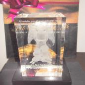 Raúl Padilla y Miguel Agustín Limón Macías galardonados con el premio Ángel de la lectura 2012
