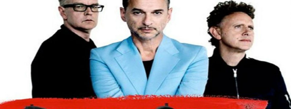 Depeche Mode regresa a México en 2018