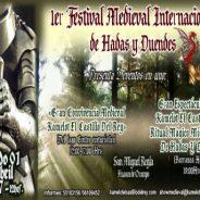 Cortesías para el 1º Festival Internacional Medieval de Hadas y Duendes de Kamelot Classic