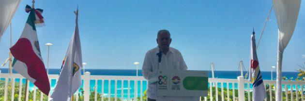 """México cuenta con 35 playas y dos marinas certificadas con el galardón """"Blue Flag"""""""
