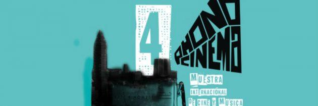 Del 17 al 20 de agosto se realizará la 4º Edición de Phono-Cinema