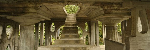 Inauguran exposición Montem en el Jardín Escultórico de Edward James
