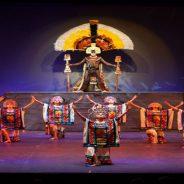 Cerrada/Trivia Ballet Folklórico de México Día de muertos