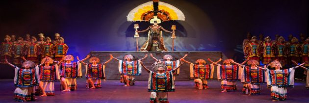 El Ballet Folklórico de México de Amalia Hernández presenta sus tradicionales funciones de Día de Muertos