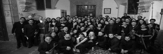 Sonar Quartett, la Orquesta Barroca La Galatea, Voces 8, Luis Julio Toro y el Coro del Conservatorio de las Rosas en el penúltimo día de actividades del FMM 2017