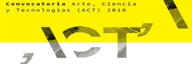 Abierta la convocatoria para estimular proyectos colaborativos entre ciencia, arte y tecnologías