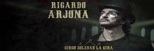 El Circo Soledad de Ricardo Arjona regresa a la Ciudad de México