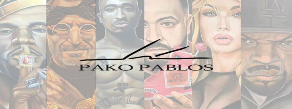 El pintor Pako Pablos exhibe su obra en la Biblioteca Legislativa