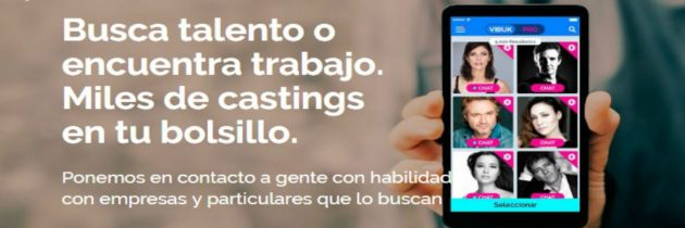 Vibuk, app para promover oportunidades laborales para el talento artístico