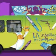 Art Truck, creatividad sobre ruedas