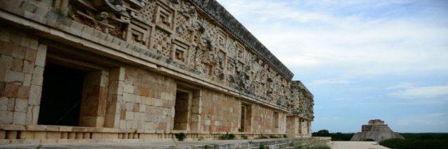 Realizan registro en 3D del Palacio del Gobernador en Uxmal, Yucatán
