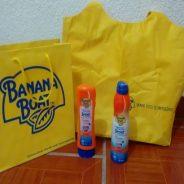 Cerrada/Trivia Banana Boat