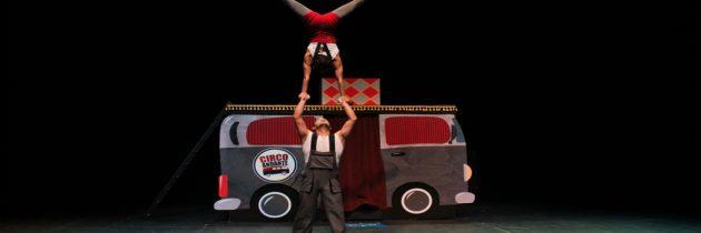 Lo mejor del circo contemporáneo se presentará en el III Festival Internacional Escenarios Suspendidos