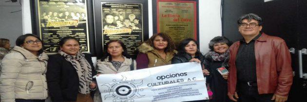 """Opciones Culturales A.C. lleva a familias de Álvaro Obregón e Iztapalapa a la obra """"Dorian Gray, El Musical"""""""