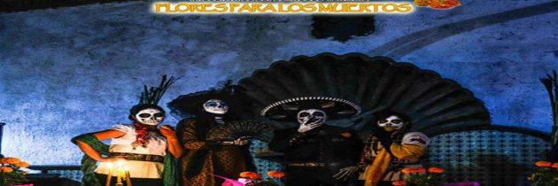 Conoce algunas de las leyendas de México a través del espectáculo la Catrina en Trajinera
