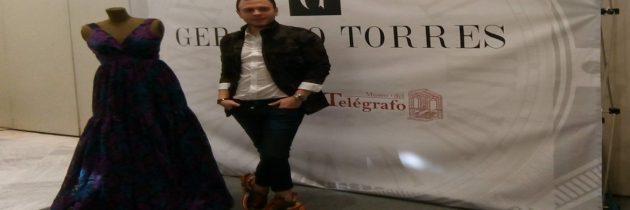 Elegancia, color y frescura la propuesta del diseñador mexicano Gerardo Torres