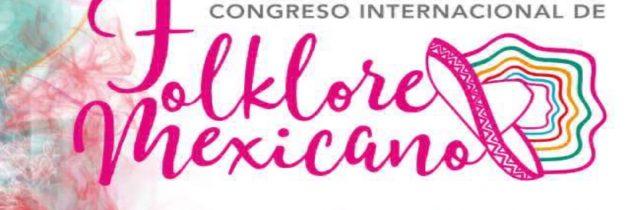 Música, danza y charrería presentes en la 2º edición del Congreso Internacional de Folklore Mexicano