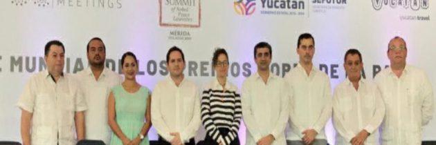 Yucatán será sede de la Cumbre Mundial de los Premios Nobel de la Paz