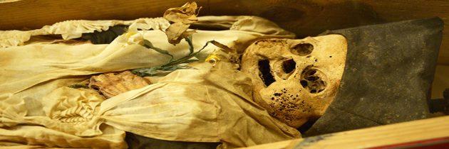 """Hasta mayo se podrá admirar en el Museo de El Carmen la exhibición """"Momias. Ilusiones de vida eterna"""""""