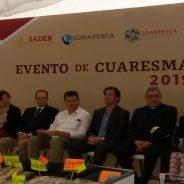Se realiza tradicional evento de cuaresma en la Ciudad de México