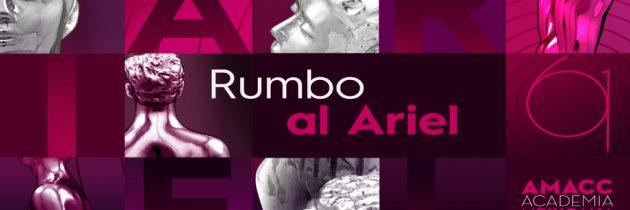 Se exhibirán las películas nominadas al Ariel 61 en 21 sedes de la CDMX