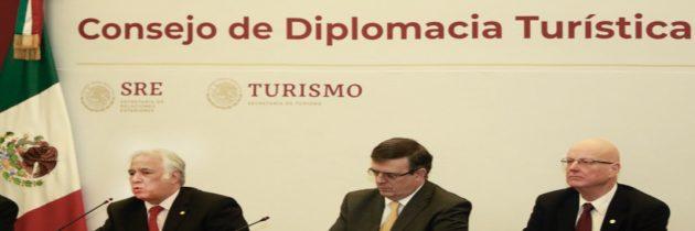 Para promover a México en el exterior, instalan el Consejo de la Diplomacia Turística