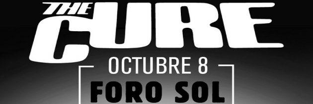 ¡The Cure regresa a México!