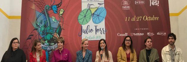 En octubre inicia el Festival Internacional Julio Torri de Coahuila