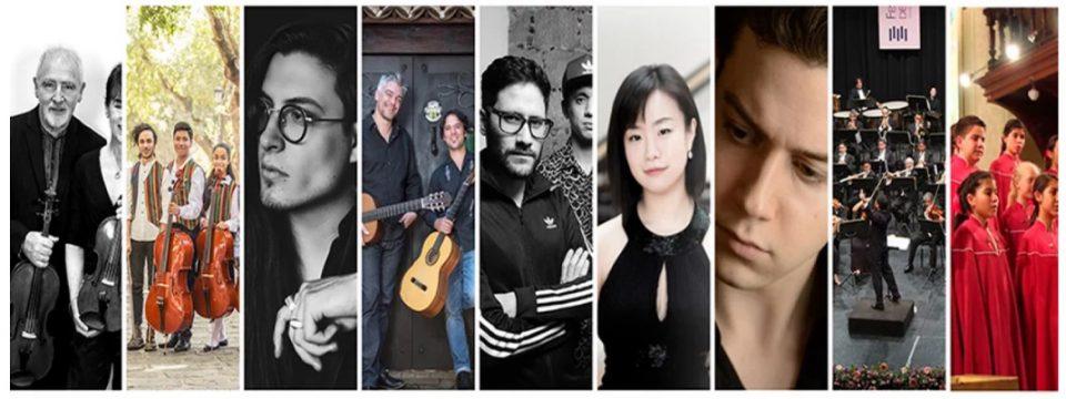 Se presentó la programación del 31 Festival de Música de Morelia Miguel Bernal Jiménez