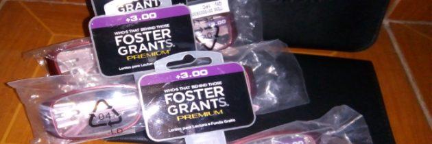 Cerrada/Trivia lentes de lectura Foster Grant