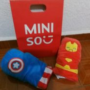 Cerrada/Trivia Miniso/Marvel
