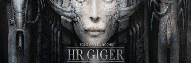 """En diciembre llegará a la CDMX la exposición """"Solo con la noche"""" de H.R. Giger"""