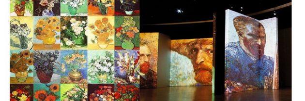 El arte y la tecnología se unen en la exposición Van Gogh Alive – The Experience