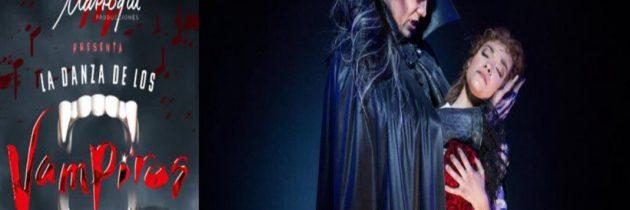 """Se presenta en breve temporada el musical """"la Danza de los Vampiros"""""""