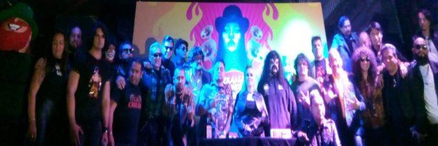 """Rock con causa en el festival """"Antes que los olviden"""" Izkalli Sounds Machín"""