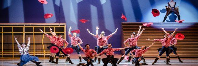 La Compañía Nacional de Danza presentará en el Palacio de Bellas Artes la magia de Cri-Cri