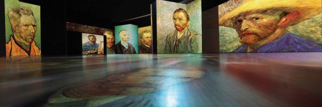 Abre sus puertas la experiencia multisensorial Van Gogh Alive