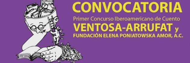 La Fundación Elena Poniatowska y Ventosa-Arrufat convocan al Primer concurso iberoamericano de cuento y novela