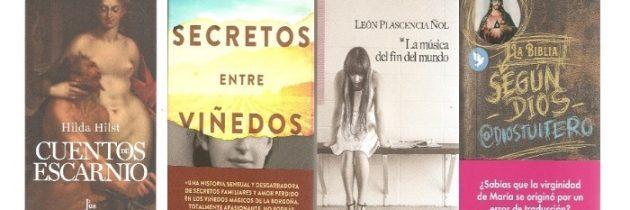 Reseñas de los libros de Malpaso Ediciones
