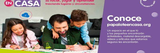 """Celebra el """"Día del Niño"""" con Papalote Museo del Niño"""