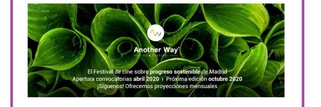 La 6º edición de Another Way Film Festival abre sus convocatorias