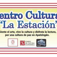 """El Centro Cultural """"La Estación"""" del FCE tendrá talleres virtuales este verano"""