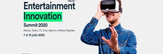 Deportes, videojuegos y tecnología en el Entertainment Innovation Summit 2020