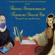 En julio se realizará el Festival Internacional de Teatro del Siglo de Oro