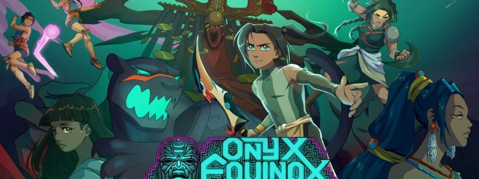"""Nueva serie sobre culturas prehispánicas de México: """"Onyx Equinox"""""""