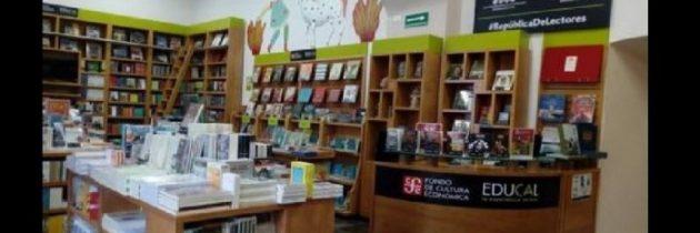 El FCE y Educal reanudan actividad en 22 librerías