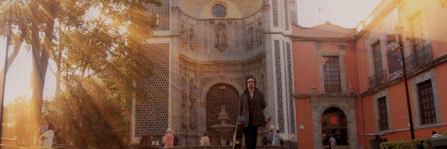 """Johnny Indovina presenta el film """"Seven Days In Mexico"""""""